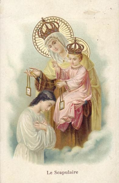 Holy Mary of Mout Carmel dans immagini sacre HC-20Scapular-20Girl