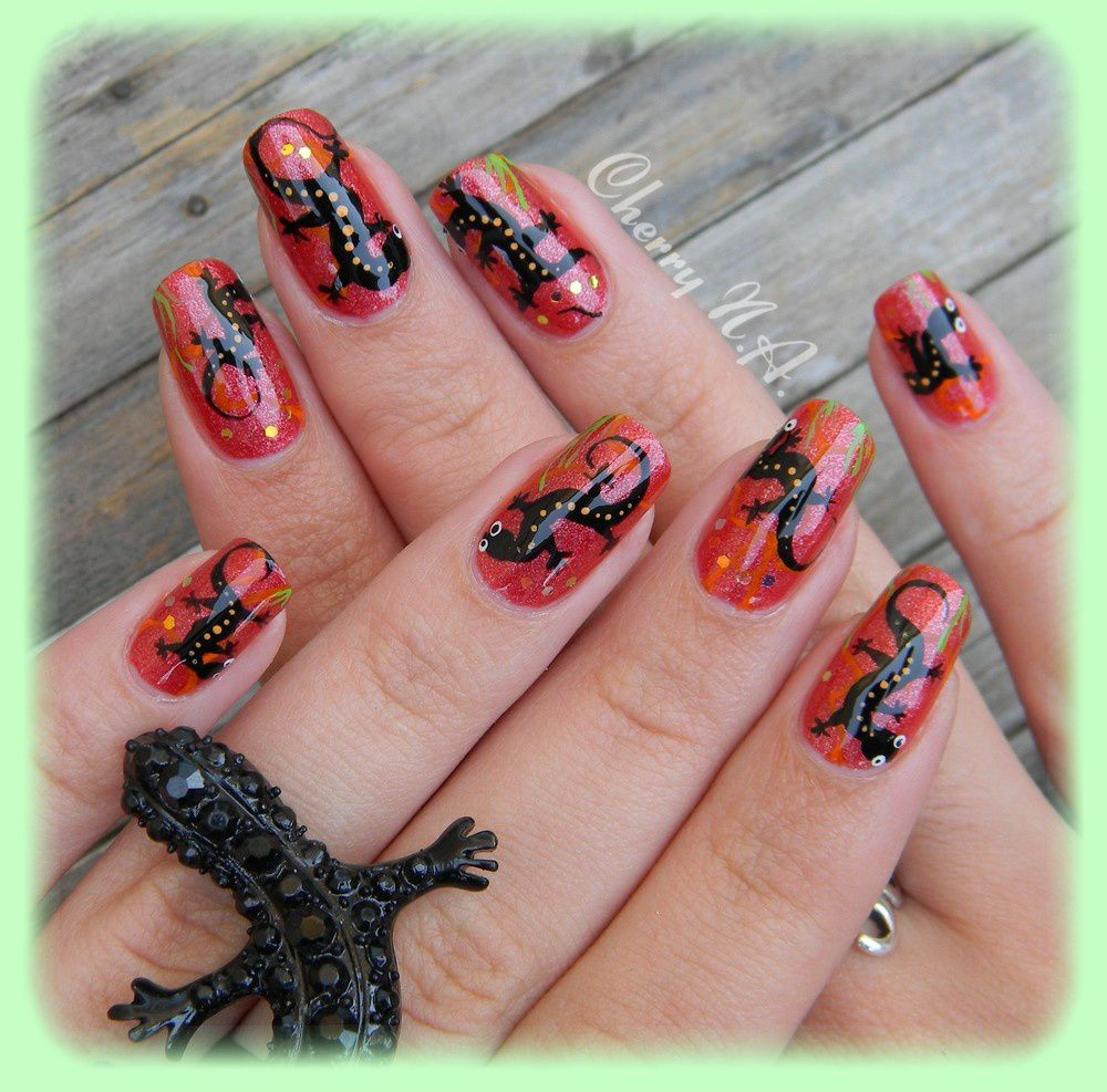 quelques nail art sur ongles naturels forum manucure nail art et ongle. Black Bedroom Furniture Sets. Home Design Ideas