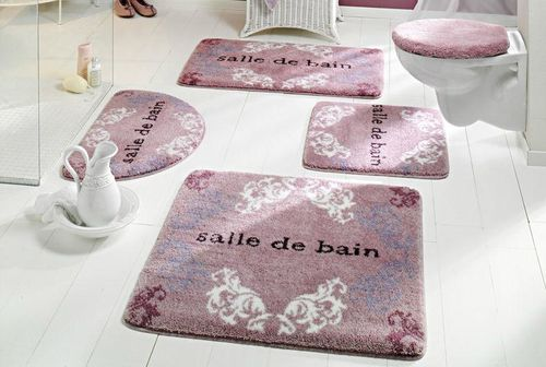 1000 images about throo r gs t pis de b ins on - Tapis de bain formes originales ...